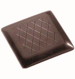 Kunststof bonbonvorm, biscuit