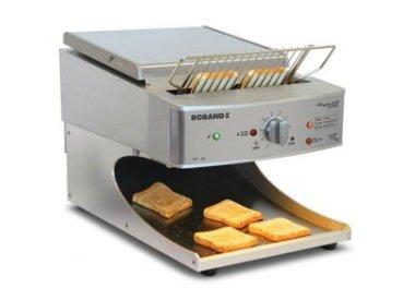 Grills, Salamanders en toasters
