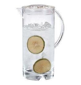 Schenkkan met deksel 2 liter