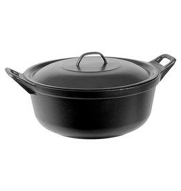 Braadpan Ø36 cm zwart