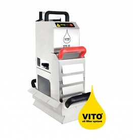 Vito 30 frituurvet filter apparaat