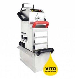 Vito 50 frituurvet filter apparaat