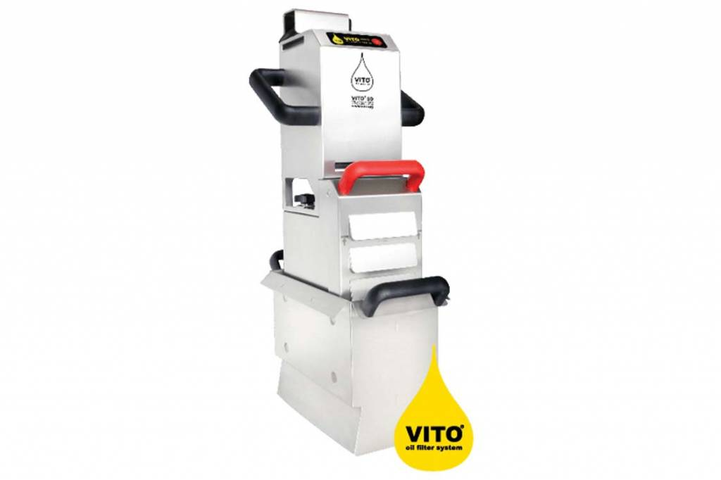 Vito Vito 80 frituurvet filter apparaat