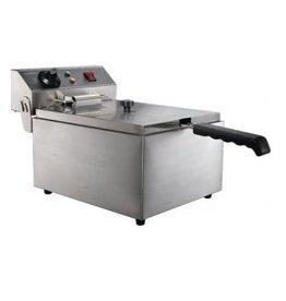 Elektrische friteuse tafelmodel 6 liter