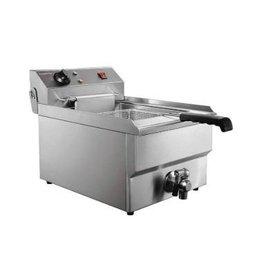 Elektrische friteuse tafelmodel 8 liter