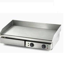 Combisteel Combisteel Elektrische bakplaat tafelmodel breed