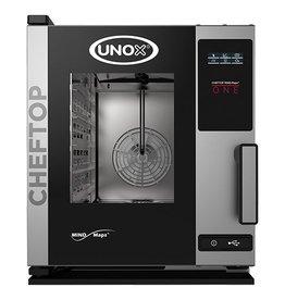Unox Unox Combisteamer One Compact XECC-0523-E1R Power