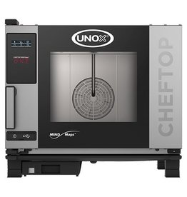 Unox Combisteamer One XEVC-0511-E1L greep links