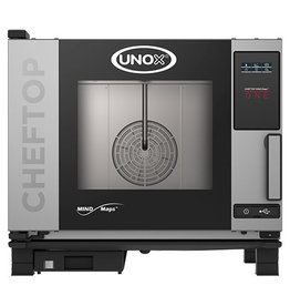 Unox Combisteamer One XEVC-0511-E1R Power