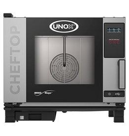 Unox Unox Combisteamer One XEVC-0511-E1R Power