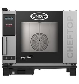 Unox Combisteamer One XEVC-0511-E1L Power greep links