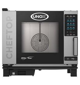 Unox Unox Combisteamer Plus XEVC-0511-GPR
