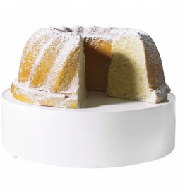 Draaiend taart plateau