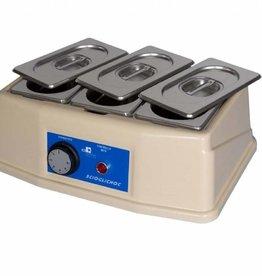 ICB Tecnologie Smeltbak 3 x 0,8 liter