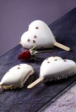 Silikomart Bak-/ijsvorm Heart