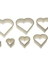 Silikomart Stekervorm hart glad