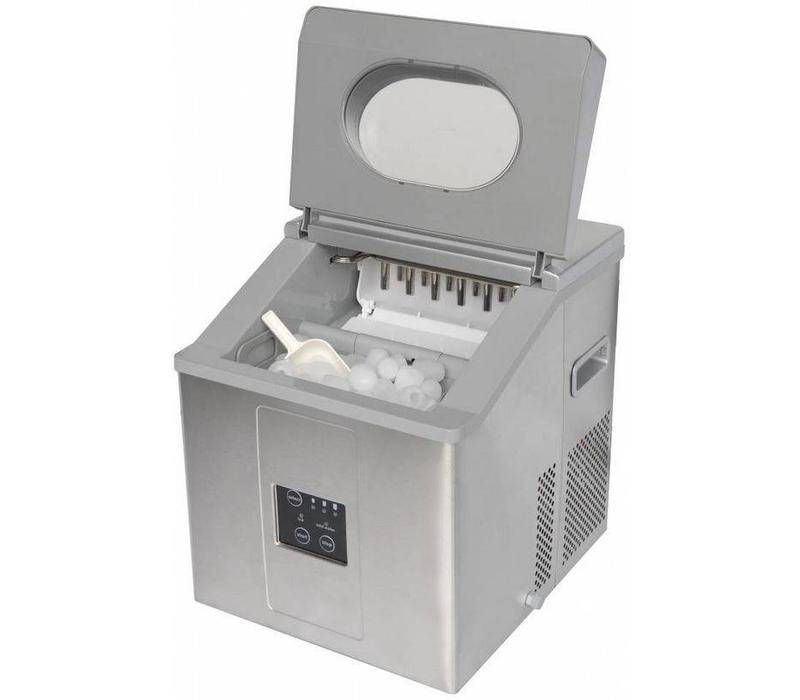 Saro Saro Ijsblokjesmachine 15 kg per 24 uur