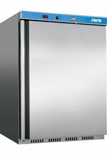 Saro Saro tafelmodel koelkast 129 liter, RVS