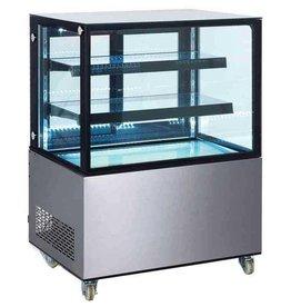 Saro Saro gekoelde vitrine, 270 liter
