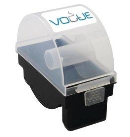 Enkelvoudige dispenser voor dagstickers 5 cm