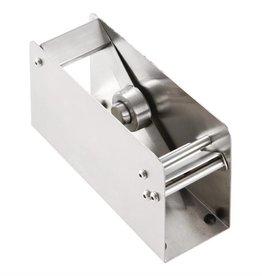 RVS dispenser voor dagstickers 5 cm