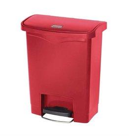 Rubbermaid afvalbak kunststof, diverse kleuren, 30 liter