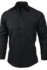 UniformWorks overhemd Unisex, zwart