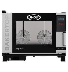 Unox Unox BakerTop oven Mindmaps One XEBC-04EU-E1R / E1L
