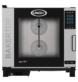 Unox Unox BakerTop oven MindMaps Plus Gas XEBC-06EU-GPR