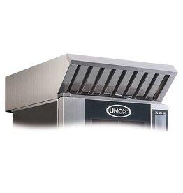 Unox Afzuigkap voor Unox ChefTop 2/3GN MindMaps ovens