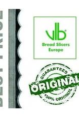 Broodsnijmachine messen VLB kort - teflon
