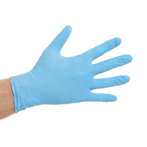 Soft nitril handschoenen poedervrij - 1.000 stuks
