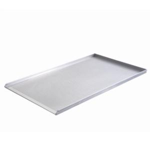 Aluminium bakplaat 60 x 80 (geperforeerd)