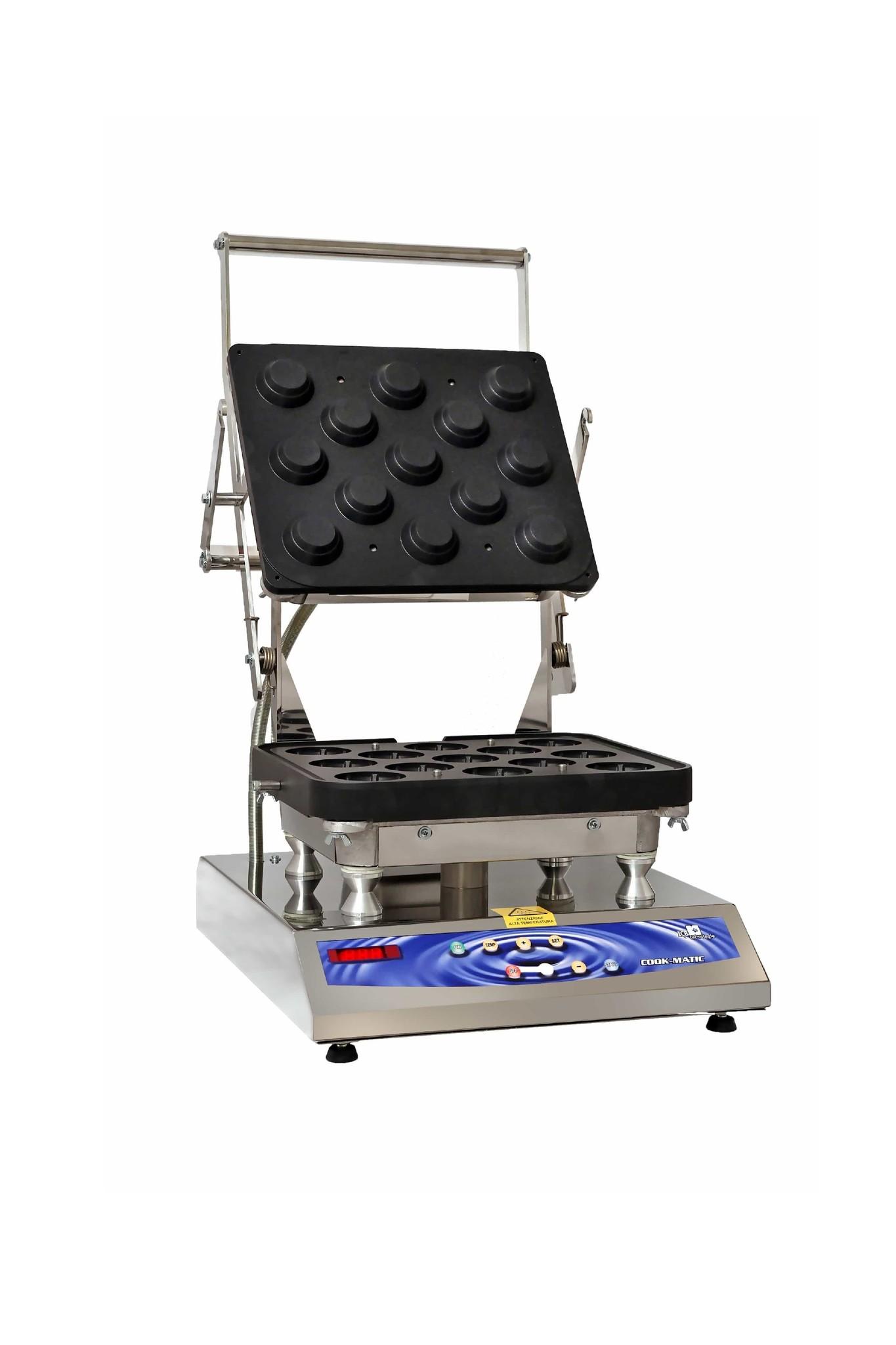 ICB Tecnologie Cook-Matic Tarteletmachine