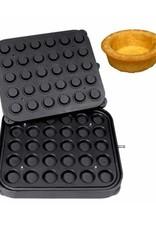 ICB Tecnologie Bakplaat voor Cook-Matic rond 49/38 x 15(h) mm