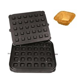 ICB Tecnologie Plaat voor Cook-Matic vierkant 41 x 41 x 25(h) mm