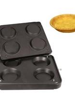 ICB Tecnologie Plaat voor Cook-Matic rond 125/100 x 21(h) mm