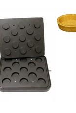 ICB Tecnologie Plaat voor Cook-Matic rond 60/55 x 16 mm