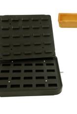 ICB Tecnologie Plaat voor Cook-Matic rechthoek 50 x 23 x 16 mm