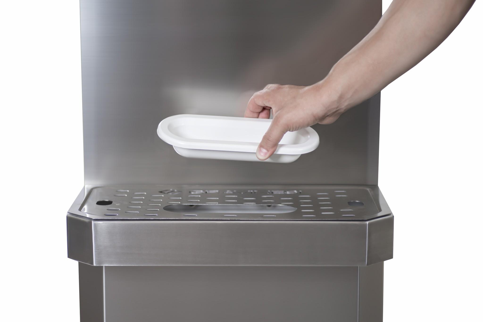 Ijsmachine  voor 1 smaak ijs