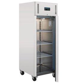 Polar Polar koelkast 650 liter, RVS, 10 x 2/1GN