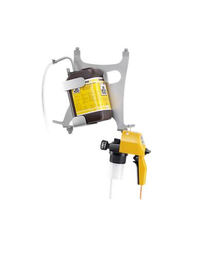 Dübör Invetmachine TSA280 wandmodel