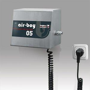 Boyens Backservice Voedselveilige compressor Airboy 05