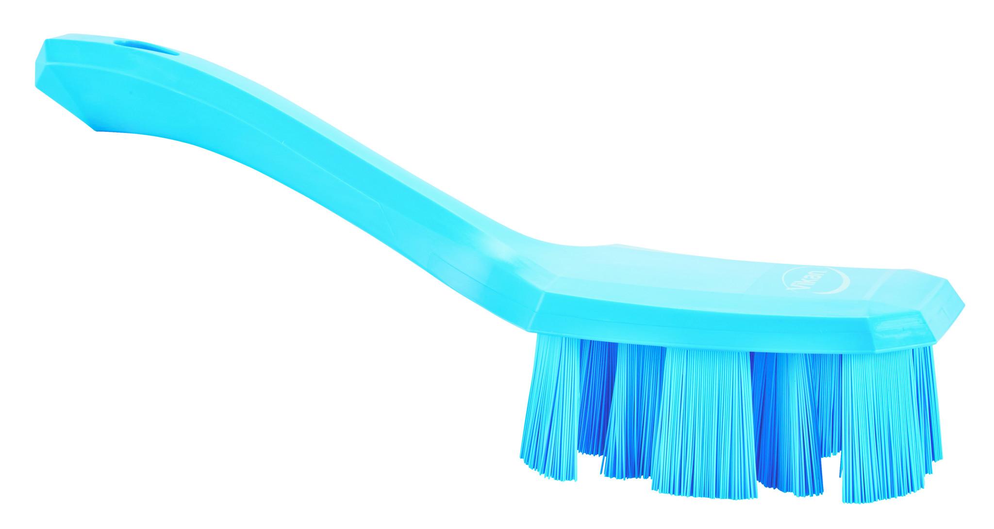 Vikan Vikan afwasborstel kort, blauw