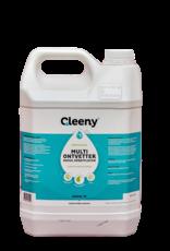 Cleeny P1 ontvetter, 10 liter kan gebruiksklaar