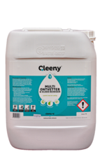 Cleeny P1 ontvetter, 10 liter kan concentraat