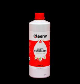Cleeny P2 Multi ontkalker 1 literfles concentraat