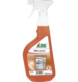 Oven & Grill cleaner sprayflacon 750 ml