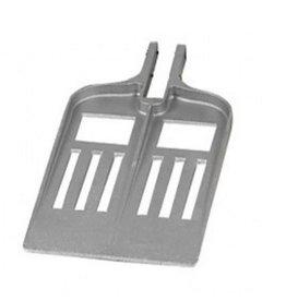 Aluminium schieterblad 25 cm
