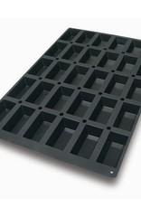 Silikomart Siliconen bakmat - Rechthoek